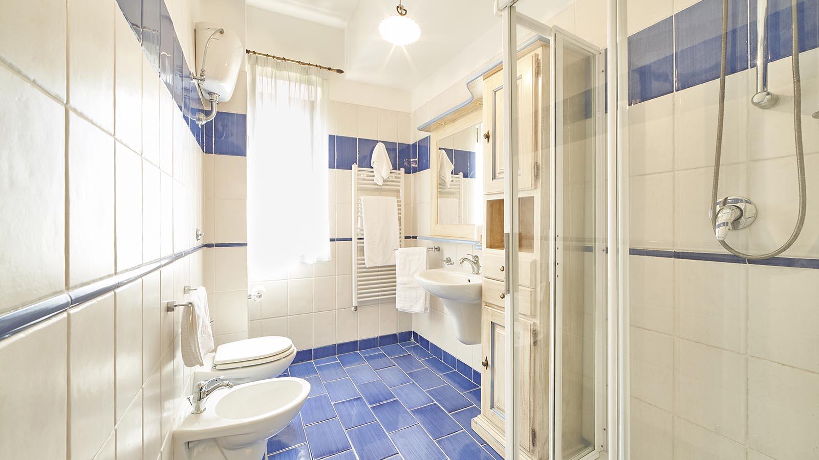 Porta Sirena - Toilette camera